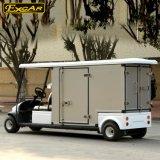 セリウムは2つのシートの電気ゴルフカートを承認した