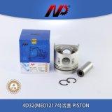 Miniexkavator-Motor-Kolben 4D32