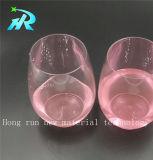 Copo Unbreakable plástico do vidro de vinho do partido