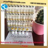 Melanotan II el crecimiento humano péptidos MT-2 Melanotan 2 para el bronceado