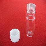 La pureza del tubo de vidrio de cuarzo claro con el proveedor Threaw