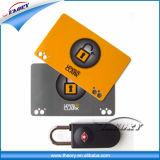 Lf/Hf/UHF RFID Chipkarte des Kontakt-Chip-IS/Chipkarte-Hersteller