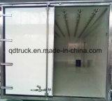 FRP Gesloten Van Truck lichaam, gekoeld vrachtwagenlichaam, het droge lichaam van de doosvrachtwagen