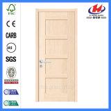 Porta de madeira da laje da estratificação do preço de negócio (JHK-SK06)