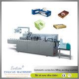 De automatische Machine van de Verpakkende Machines van de Doos van het Karton van het Weefsel