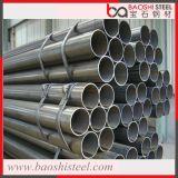 Los materiales de construcción galvanizaron el tubo de acero soldado