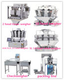 Shunde lineal Weigher embalaje