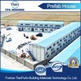 Camera prefabbricata pratica del piano del tetto due del pendio a Kaiping