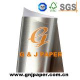 Oro / Plata cigarrillo recubierto de papel de aluminio