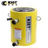 Capacidade ativa dobro 50-1000ton Jack hidráulico do Tonnage elevado de Kiet