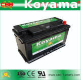 surtidor de la fábrica de la batería de almacenaje del coche del estruendo de 58827-Mf 12V 88ah