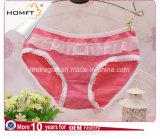 Culottes de filles de Panty de vente de MI d'élévation de fille de lacet fille mignonne confortable bon marché chaude de garniture jolies