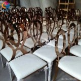 Гостиница банкета венчания обедая стул Hly-St29 нержавеющей стали партии случая