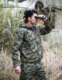 Revestimento macio de 19 forças armadas do revestimento de escudo da caça tática de Hoodie das cores