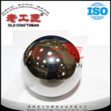 高い耐久力のある超硬合金の球およびシート