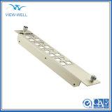 La precisión de aluminio estampado de lámina metálica personalizada Autopartes