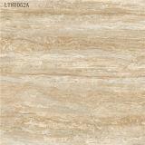 Mattonelle di pavimento di legno lucide lustrate disegno della porcellana della tessile dell'Italia (LT8Y050A)