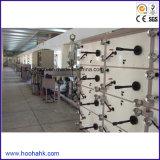 línea de maquinaria de fibra de carbono de alta velocidad