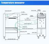 Sola Persona de suministro de aire vertical armario de flujo laminar