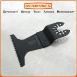 lámina estándar de madera de la herramienta de Ocsillating del diente de la precisión de 64m m (2-1/2 '') Hcs