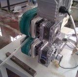 Macchina dell'espulsione del tubo del PVC/tubo flessibile di giardino molli che fa macchina