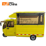La Cina carrello dell'alimento delle a buon mercato 3 rotelle con buona qualità