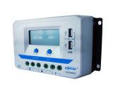 сила 30A 12V/24V/36V/48V солнечная/регулятор панели с двойным USB 2.4A Vs3048au