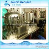 Шипучка может производственная линия автоматического Carbonated питья заполняя