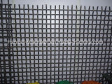 Tensile High Stainless Steel Crimped Wire Mesh