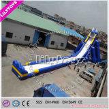 Скольжение воды брезента PVC Китая гигантское раздувное для взрослого