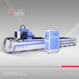 Machine de découpage personnalisée par usine de pipe de laser de fibre de la haute précision solides solubles