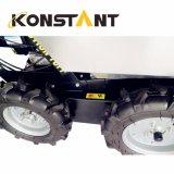 4*4 바퀴 드라이브 소형 유압 쓰레기꾼 KT MD300CH