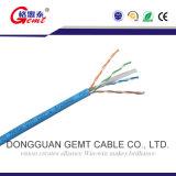 Alta qualidade quente do Sell 4 pares do cabo ao ar livre da rede do ftp CAT6