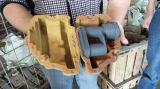 Отливка песка отливки металла стальной отливки углерода