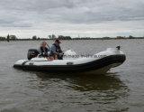 中国Liya 4.3mのスポーツのモーターを搭載する膨脹可能な肋骨のボート
