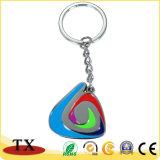 Cadeau promotionnel coloré et découpant la chaîne principale faite sur commande