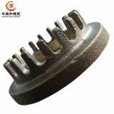 機械装置部品の青銅か真鍮の砂型で作るカスタムリングおよびピニオンギヤ