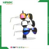 Visor de plástico Rtail Rack óculos de sol em Rack