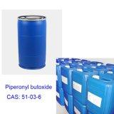 Liquildの薄黄色のPiperonyl Butoxide CAS: 51-03-6 Insecticidal効力を高めるために