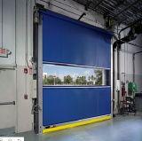 Дверь High Speed штарки завальцовки PVC быстрая