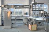 El jugo de frutas automático de la botella PET de llenado de líquido de la máquina de embotellado de bebidas