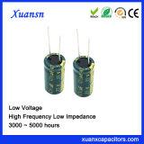35V 470V Elektrolytische Condensatoren van de Rang van de Hoge Frequentie de Audio