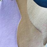 Безворсовая ткань из микроволокна 0.7mm кожаные туфли на внутренней панели боковины