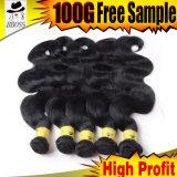 Волосы Fumi более лучшего качества будут бразильянином ранга 8A
