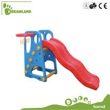 Lovely Economic plastic Slide and Swing set for Kids