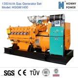 Googolエンジン50Hzを搭載する1350kVAガスの発電機