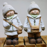 2017 Nouvelle décoration de Noël Cadeau Figurine Craft Home Decor