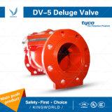 Tycoのダイヤフラム様式の防火のための油圧電気大洪水弁