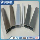6063 T5 de alta calidad perfil de aluminio de color de tubo cuadrado