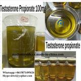 Pó esteróide do Propionate da testosterona de 99% para o ciclo de estaca 57-85-2 dos ganhos
